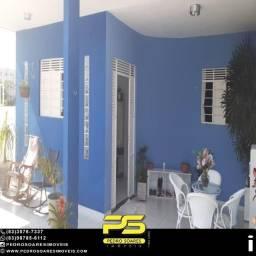 Casa com 3 dormitórios à venda, 136 m² por R$ 430.000 - Jardim Cidade Universitária - João