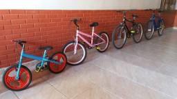 Bicicletas   16  20  24  26