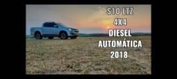 S10 LTZ 2018 4x4 diesel