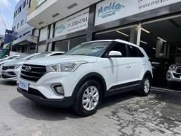 Título do anúncio: Hyundai Creta Action 1.6 (aut) (flex) 2021 completo impecável