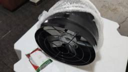 Título do anúncio: Coifa exaustor e ventilador para churrasqueira