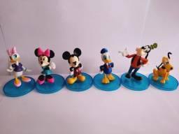 Kit Miniatura Turma Mickey Mouse Dinsey
