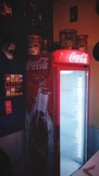 Título do anúncio: Freezer expositor da Coca-Cola