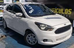 Ford Ka 1.5 SE 2015 Completo + GNV