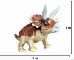 Blocos de Montar- Triceraptors