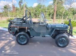 Título do anúncio: Jeep Willys 4x4 1951