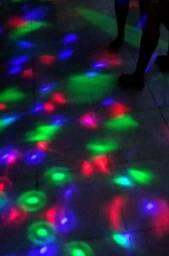 Lambança giratório jogo de luzes