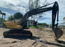 Escavadeira 210 Volvo Prime