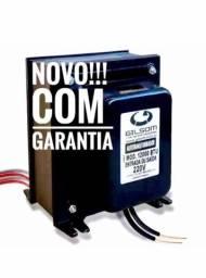 Título do anúncio: Transformador 5000va GILSOM, NOVO + GARANTIA