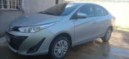 Título do anúncio: Vendo Yaris sedan 20
