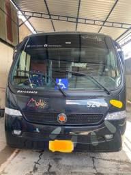 Micro ônibus marcopolo sênior gvo 2002/02