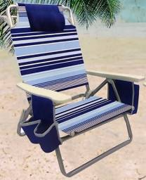 Cadeira de praia Nautika