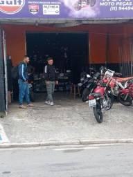 Título do anúncio: Vendo Loja Moto peças montada Centro Atalaia Cotia