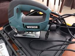 Serra tico tico Wesco 850 wats semi profissional