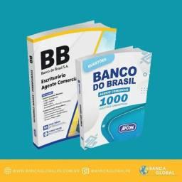 Apostila Banco do Brasil + Caderno de Questões BB - editora APCON