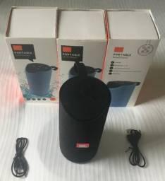 Caixa Som JBL Tg113 Bluetooth, Auxiliar P2, USB, Cartão SD, 15w Novo na Caixa