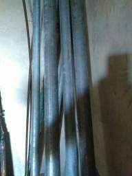 Tubo de ferro galvanizado pra hoje