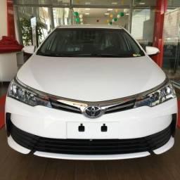 Corolla GLI Automático Flex - 2018