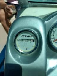 Lancha NXW 160, motor Mercury 50 HP 4 tempos - 2010