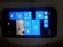 Nokia lumia 630 Windows phone bom e barato carregado e fone de ouvidos