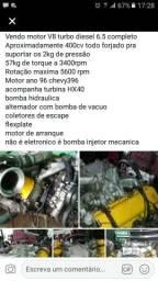 V8 gm395 6.5 turbo diesel