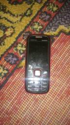 Celular Nokia , modelo antigo