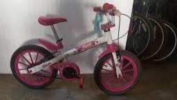 Bicicleta Caloi aro 16 feminina