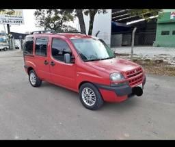 Fiat doblo 6lugares - 2002