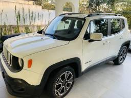 Jeep Renegade Longitude 1.8 16V Flex Aut - 2016