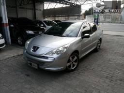 """207 Sedan Passion 1.4 Flex 8V 4p Rodas 15"""" Baixa KM Ú. Dono Troco Financio - 2012"""