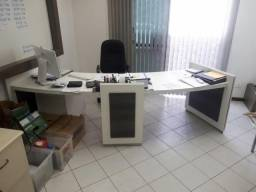 Mesa de Escritório Curva