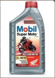 Oleo de motor para quadriciclo honda fourtrax 420 mobil authentic 4T 10W-30