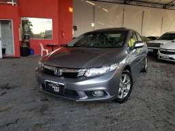Honda Civic 2011/2012 Exs Automatico Extra Impecável - 2012