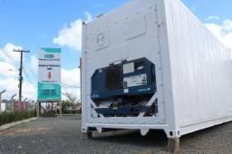 Container Reefer - Utilizado para Resfriar e Congelar