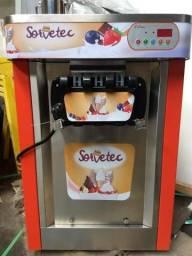 Máquina de sorvete expresso açaí e frozen yogurt sorvetec mq-l22a