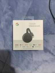 Chromecast 3 semi novo