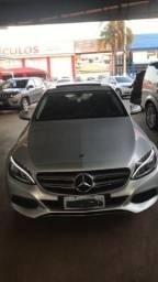 Mercedes c200 2015/2015 agío BB 60 mil - 2015