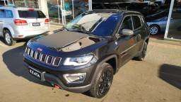 Jeep Compass Trailhawk 4x4 Turbo Diesel 2018 Aut - 2018