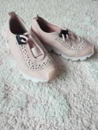 Lote calçados menina tamanho 26