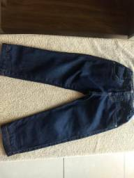 Calça jeans infantil masculino Bebetenkite