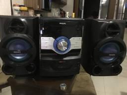 Som Philips Mini Hi-Fi System Fwm2200