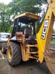 Retro escavadeira jcb - 2012