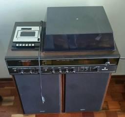 5de3cee9fdf Aparelho de som antigo National Panasonic