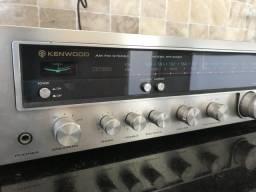 Amplificador Kenwood Kr-3060 Perfeito