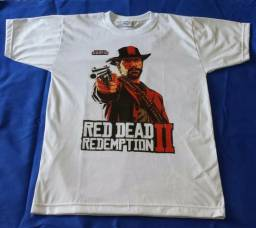 Camisa Red dead redemption 2 e3c6ccfb72c30