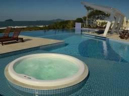 Alugo por dia Apartamento novinho no Bali Beach frente mar + vaga de garagem + WiFi