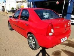 2.900 + 48x Renault Logan 1.6 completo bem conservado barato pra sair rapido ac proposta - 2008