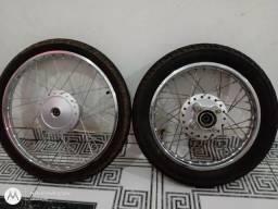 Vendo rodas da pop 110i