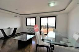 Apartamento com 3 dormitórios para alugar, 132 m² por R$ 2.500/mês - Centro - Suzano/SP