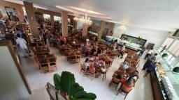 Restaurante com faturamento liquido mensal de 65 mil por mês